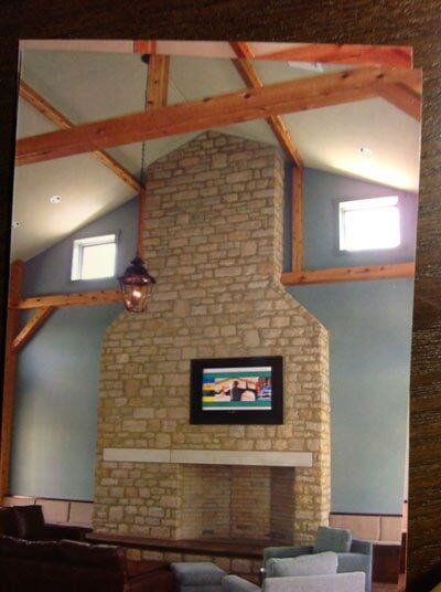Cultured Stone Work — Home Restoration in Westerville, OH