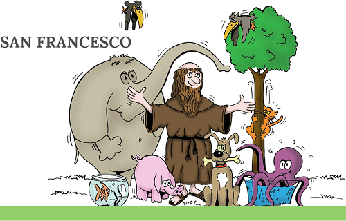 SAN FRANCESCO - LOGO