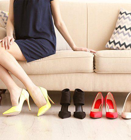 negozio calzature made in Italy a Rimini