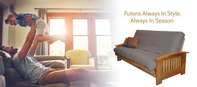 The Futon High Quality Canadian Made Futons