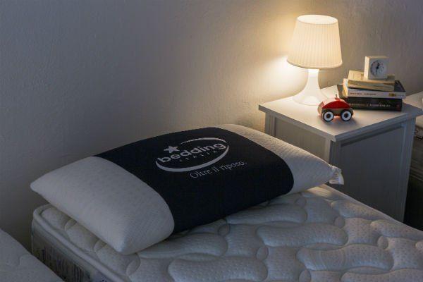un cuscino della marca Bedding Italia