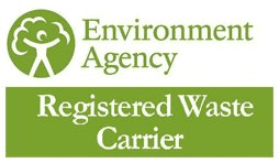 Environment Agency Registered Waste Carrier icon