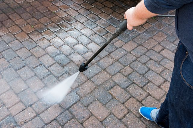 Image result for Concrete Washing Service  istock