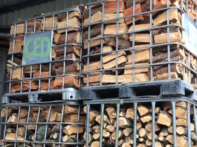 Logs or sale