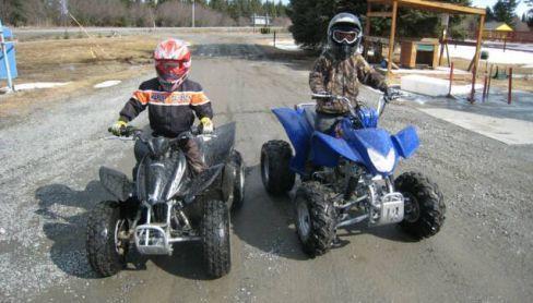 ATVs in Homer, AK