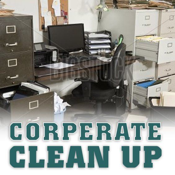 Corperate Clean Up, Willey Disposal Inc, Waste Removal Services, Family Owned & Operated, Trash, Friendly Service, Professional Crew