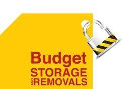 Budget Storage and Removals logo