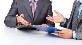 consulenti aziendali al lavoro