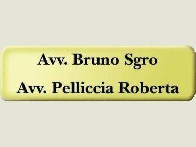 Studio Legale Avvocato Bruno Sgro