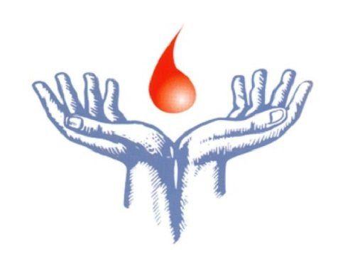 disegno di mani che sostengono una fiamma