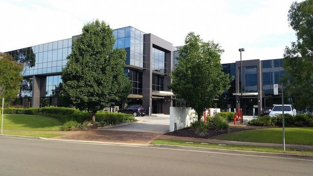 office in baulkham hills