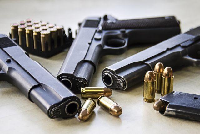 Gun Sales North Little Rock, AR