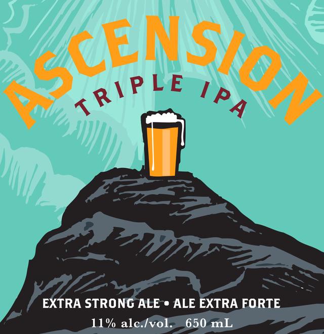 ascension triple ipa beer