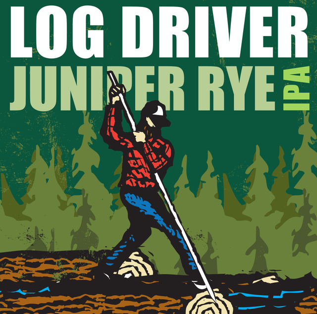 log driver juniper rye