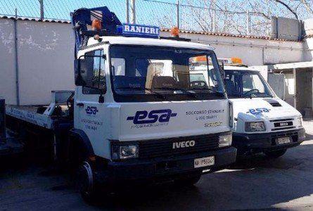 camion di assistenza