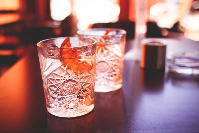 Canary Wharf Cocktail Bars