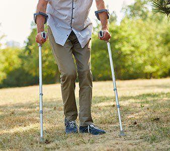 Materiale ortopedico per ogni necessità