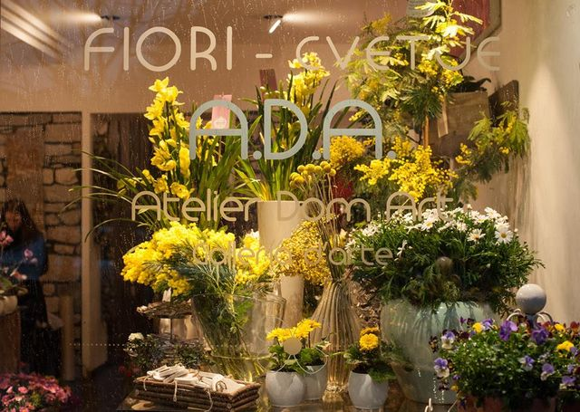 esposizione fiori