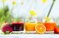 Bevande e succhi freschi e naturali a Signoressa