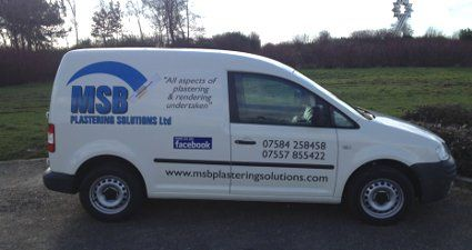 MSB Plastering Solutions Ltd