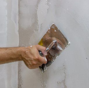 Fully insured plastering services