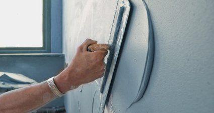 Expert plastering
