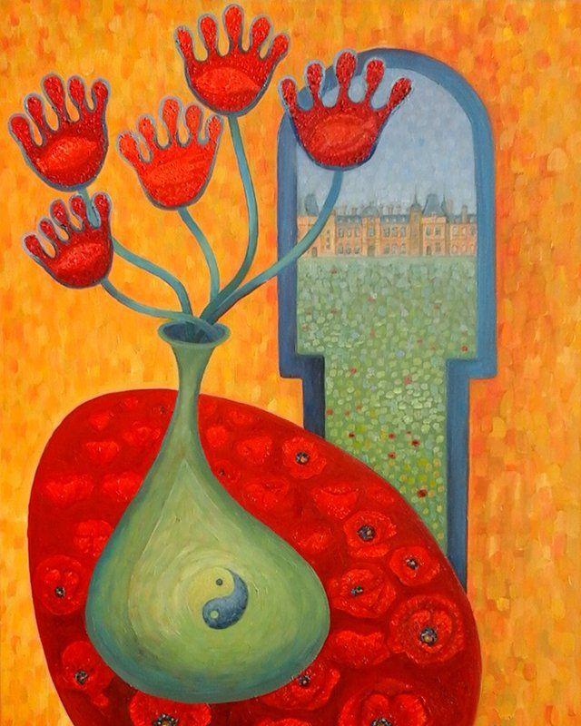 Beautiful Artwork From Luana Stebule Paintings