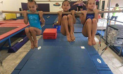 children gymnasts