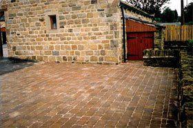 Garden design - South Elmsall, Yorkshire - Access Paving - Paving