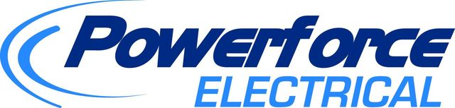 powerforce electrical logo
