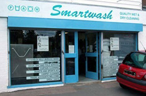 Smartwash dry cleaning centre