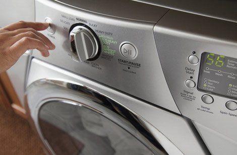 service washing