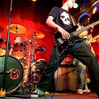 scuola di musica rock