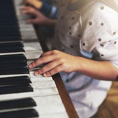 avvicinamento alla musica