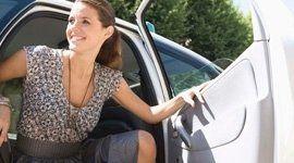 senza lo stress di dover guidare