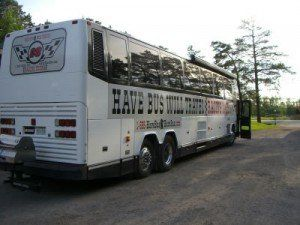 Family Tour Bus For Sale