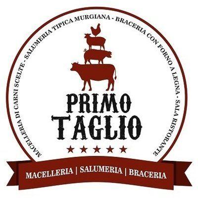 Macelleria Braceria Primo Taglio - Logo