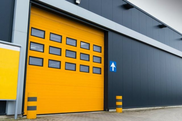 industrial doors specialist UK