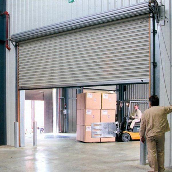 Features and Benefits & Roller Shutter Doors Manufacture | Roller Shutter Doors UK