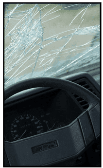 Chipped Windscreen - Norwich, Norfolk - Direct Windscreen Services Ltd - replacement