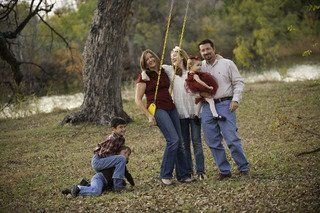 Locally owned and operated towing company family photo