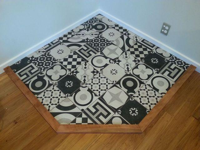 Decorative tile options