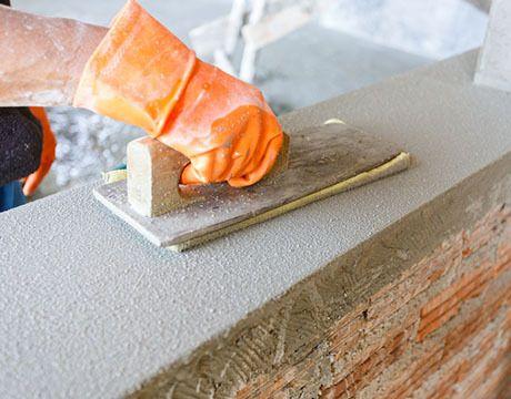 Tiling the floor