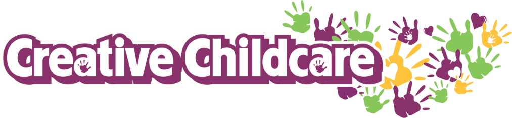 creative childcare logo