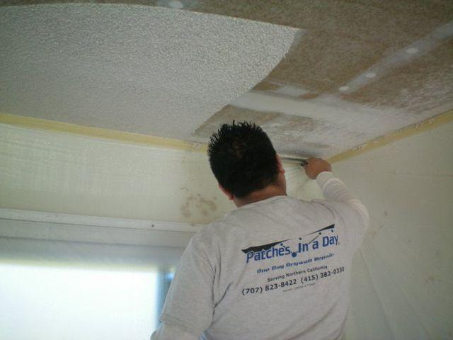 Plaster Repair | San Rafael & San Mateo CA | Patches In A Day