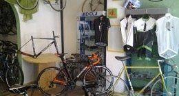 bici in titanio
