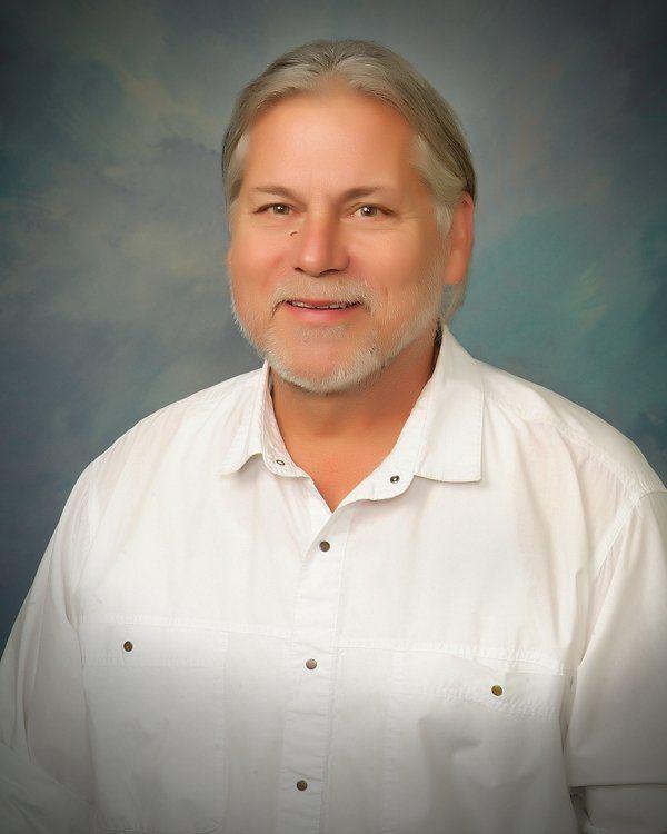 Portrait of Steve Stauber