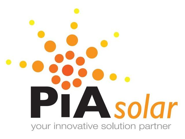 Pia Solar Logo