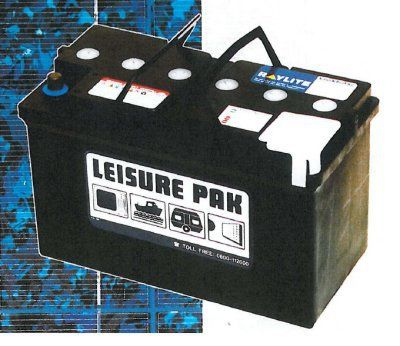 rr solar leisure pack