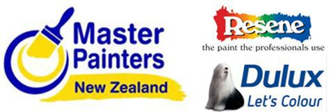Wayne Webb Painter is a Member of Master Painters NZ and prefers to use Resene & Dulux paint products